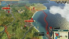 Sid Meier's Civilization V: Nowy Wspaniały Świat prezentacja dema (PL)