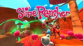 Slime Rancher zwiastun wersji na PS4