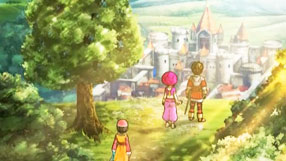 Dragon Quest IX: Sentinels of the Starry Skies Action Battle