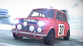 WRC 3 DLC 1 - Mini Cooper S z roku 1964