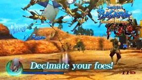 Sengoku Basara: Samurai Heroes gamescom 2010