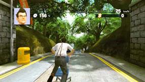 Kung Fu Rider gamescom 2010