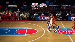 NBA Jam gameplay