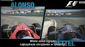 F1 2012 kulisy produkcji #2 ulepszenia (PL)