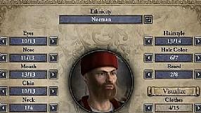 Crusader Kings II: Mroczne Wieki Ruler Designer DLC