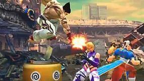 Street Fighter X Tekken TGS 2012