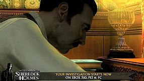 Testament Sherlocka Holmesa reklama telewizyjna #1