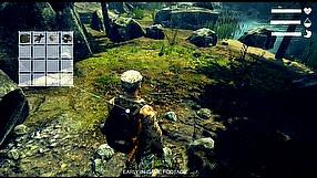 Lost Region fragment rozgrywki z wersji pre-alfa