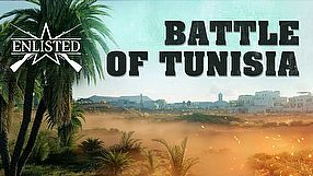 Enlisted Battle of Tunisia - zwiastun zamkniętej bety