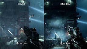 Crysis Remastered Trilogy porównanie graficzne PS3 vs PS5