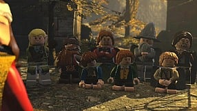 LEGO The Lord of the Rings: Władca Pierścieni trailer