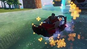 Sonic & All-Stars Racing Transformed Wreck-It Ralph trailer