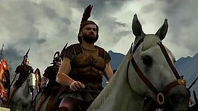 Total War: Rome II bitwa w Lesie Teutoburskim (PL)