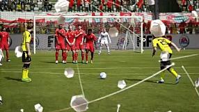 FIFA 13 E3 2012 gameplay