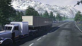 Alaskan Truck Simulator zwiastun #1