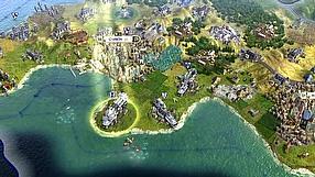 Sid Meier's Civilization V: Nowy Wspaniały Świat szlaki handlowe (PL)