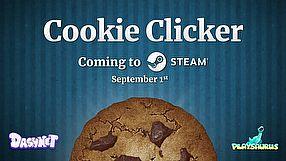 Cookie Clicker zwiastun #1