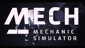 Mech Mechanic Simulator zwiastun #1
