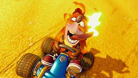 Crash Team Racing Nitro-Fueled TGA 2018 trailer