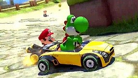 Mario Kart 8 Deluxe zwiastun #1