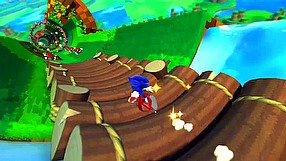 Sonic Lost World trailer #1