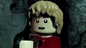 LEGO The Hobbit trailer