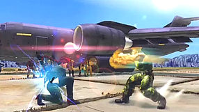 Street Fighter IV Crimson Viper - ciosy specjalne
