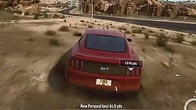 Need for Speed Rivals DLC Mustang