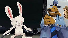 Sam & Max: This Time It's Virtual zwiastun #1