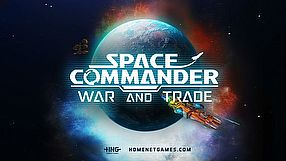 Space Commander: War and Trade zwiastun rozgrywki