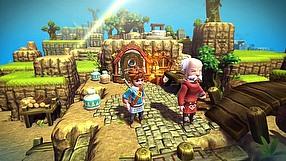 Oceanhorn: Monster of Uncharted Seas zwiastun wersji na Steam