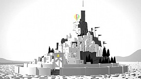 The Unfinished Swan E3 2012