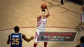 NBA 2K13 sterowanie