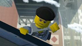 LEGO City: Tajny Agent E3 2012
