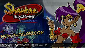 Shantae: Risky's Revenge - Director's Cut zwiastun premierowy