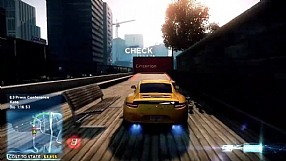 Need for Speed: Most Wanted E3 2012 gameplay (PL)