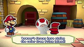 Paper Mario: Color Splash Odrobina tajemnicy