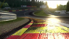 Assetto Corsa Legendary Tracks - efekty laserowego skanu (PL)