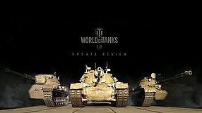 World of Tanks update 1.0 (PL)