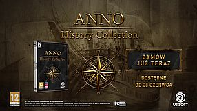 Anno History Collection zwiastun #1