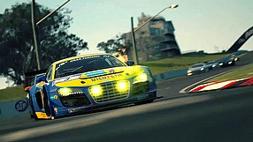 Gran Turismo 6 gameplay - Bathurst