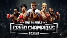 Big Rumble Boxing: Creed Champions zwiastun premierowy