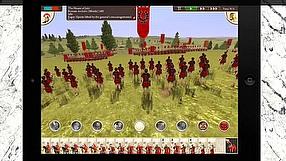 Rome: Total War kontrola nad polem bitwy