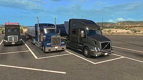 American Truck Simulator: Utah zwiastun #1