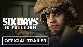 Six Days in Fallujah zwiastun #1