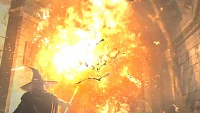 Dragon's Dogma: Dark Arisen sorcerer trailer