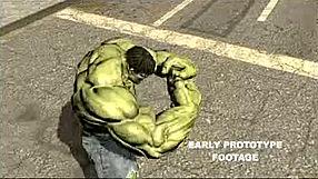 Niesamowity Hulk kulisy produkcji - The Green Goliath