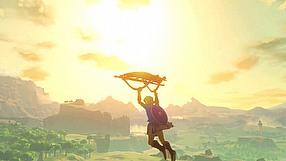 The Legend of Zelda: Breath of the Wild fragment rozgrywki #1