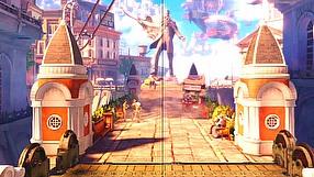 BioShock Infinite porównanie ustawień graficznych PS3 vs Xbox 360
