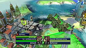 Sid Meier's Civilization Revolution rozwój jednostek